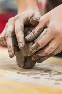 Atelier de céramique d'Aumessas