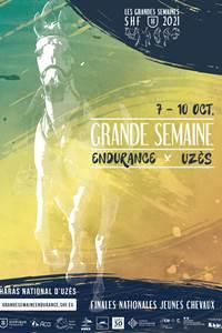 30e finale d'endurance des jeunes chevaux, SHF/SHU/IFCE
