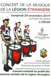 Concert de la Légion Etrangère