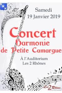 Concert Harmony de Petite Camargue