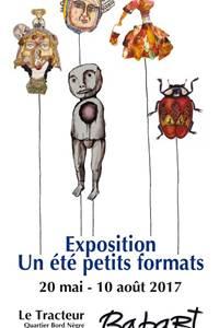 "Exposition Babart ""Un été petits formats"""