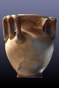 1 heure / 1 oeuvre : les verres romains du musée Léon Alègre