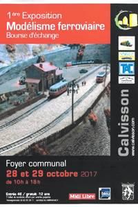 Exposition Modélisme ferroviaire Bourse d'échange