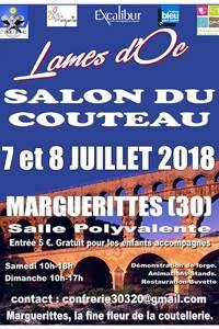 Lames d'Oc : Salon du Couteau d'Art et de Tradition