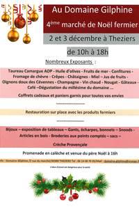 Marché de Noël au Domaine Gilphine