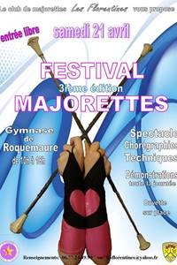 3ème Festival de Majorettes