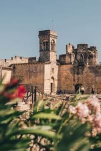 """Visites guidées """"La Forteresse Médiévale de Beaucaire"""""""