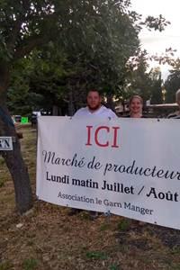 Marché du Garn