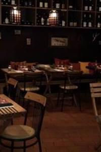 Restaurant La Cave Saint Marc