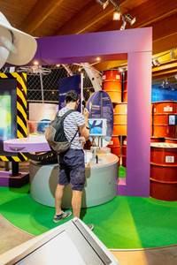 Exposition d'été au Visiatome : enquête d'insectes