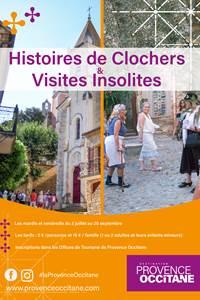 Visite insolite à Montclus