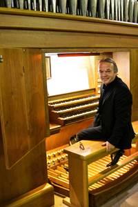 Les mercredis de l'orgue