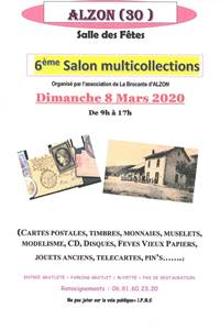 6ème Salon Multicollection