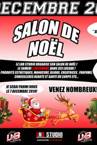 Salon de Noël de LNB studio