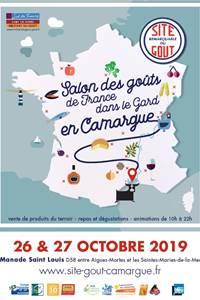 2ème Salon des Sites Remarquables du Goût de France en Camargue
