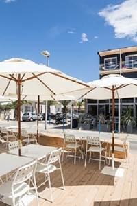 Hôtel Restaurant Café Le Miramar