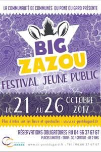 Festival Big Zazou - Projections de films