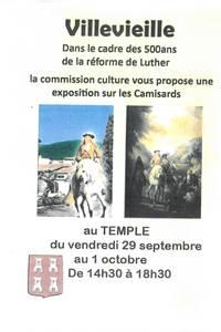 Exposition sur Les Camisards