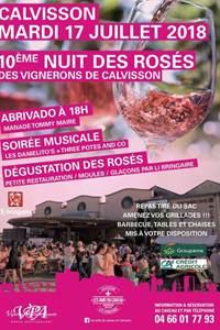 10ème La nuit des Rosés Calvisson
