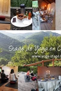 Stage de Yoga par Yogastage, namaste