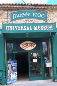 Musée 1900