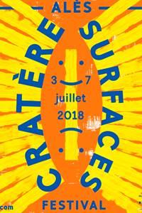 Cratère Surface - 20e édition