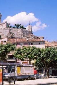 Saint Ambroix, cité sur la Cèze