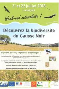 Week-end naturaliste : Découvrez la biodiversité du Causse Noir