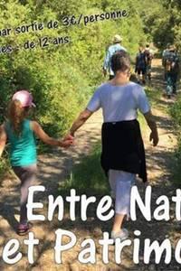 Rando Nature et Patrimoine à Massillargues-Atuech