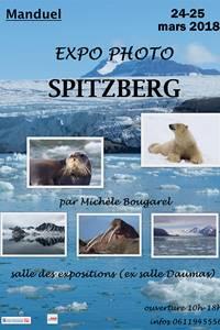 Exposition photo Spitzberg