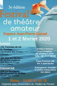 Festival de théâtre amateur