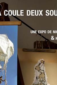 """Expo temporaire """"ca coule deux sources"""""""