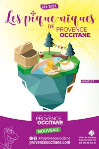 Les pique niques de Provence Occitane ... au Garn