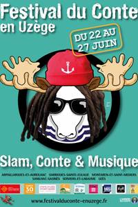 Festival du Conte en Uzège - Atelier Poésie Slam