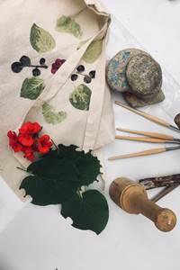 Grand atelier Impressions Végétales au musée d'Art Sacré