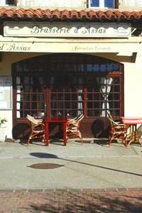 "Restaurant ""La Brasserie d'Assas"""