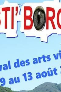 Festi'Borgne, arts vivants - L'Estréchure / Peyrolles