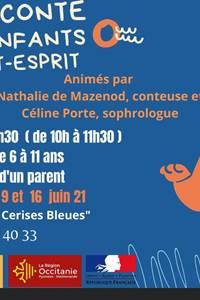 Ateliers contes parents enfants à Pont-Saint-Esprit