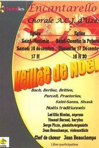 Chorale Encantarello A coeur joie - Veillée de Noël