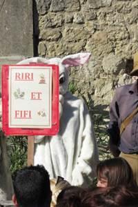 Pâques au Vieux Mas