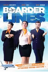 """Spectacle """"Boarder Lines"""" de Céline Cara"""
