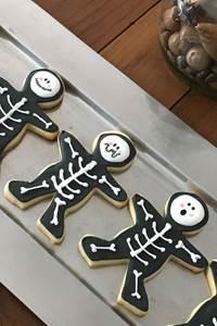 Atelier cuisine d'Halloween