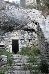 Randonnée - L'Ermitage troglodyte