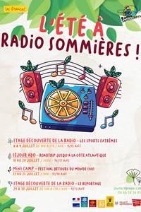 L'été à radio Sommières
