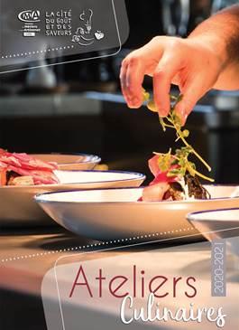 Ateliers culinaires de La Cité du Goût et des Saveurs