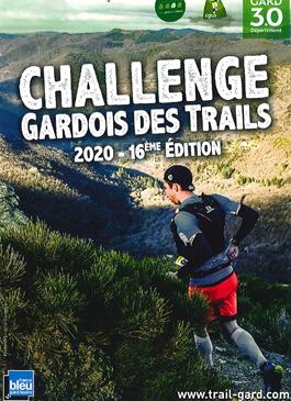 Challenge gardois des Trails 2020 - 16ème édition