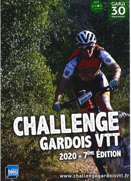 Challenge gardois VTT 2020 - 7ème édition