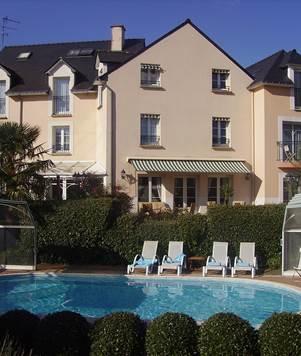 Hotel Le Parc er Gréo