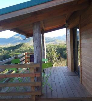 La Table du Banian - Hébergement en bungalow ou yourte