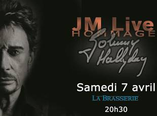 Just Live : Hommage à Johnny